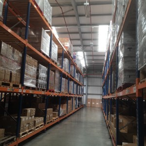 Acorn Racking at Cloud Pallet Storage Essex Kent and London